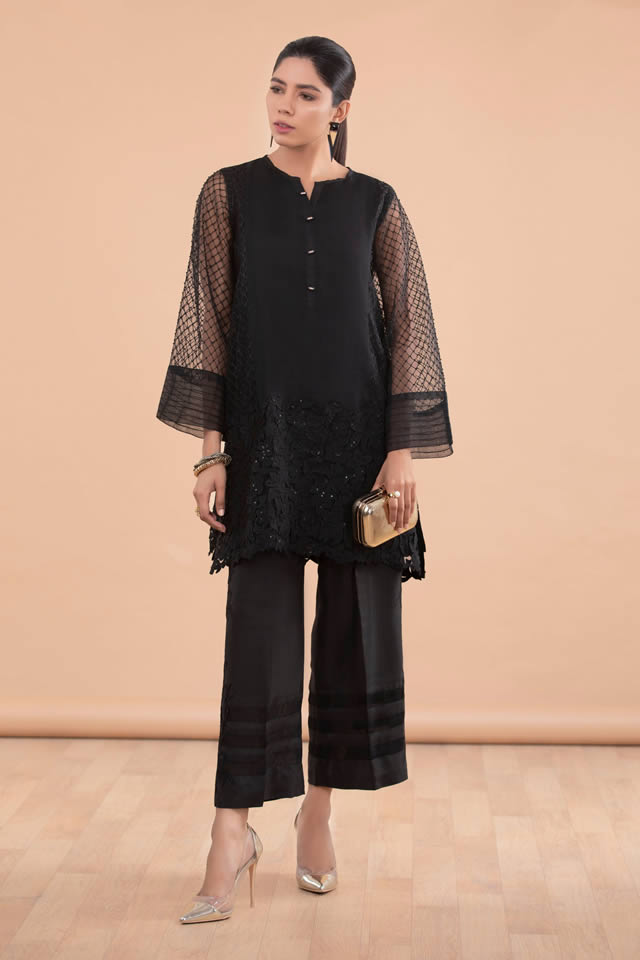 Womens Ready to wear Eid Collection 2019 By Sapphire (8)