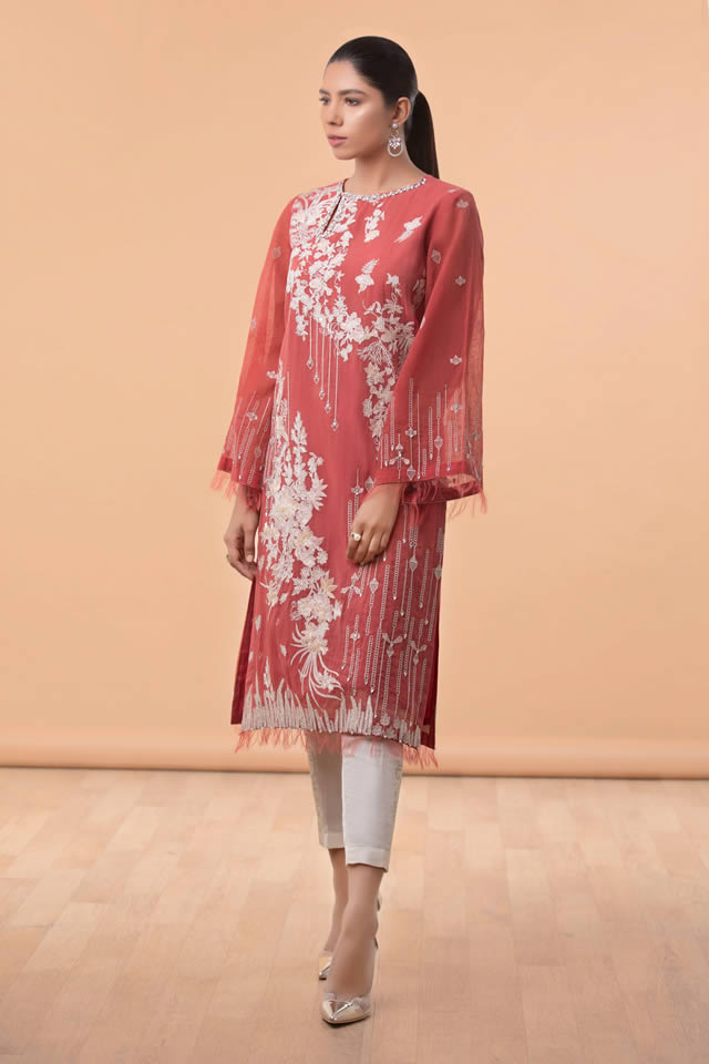 Womens Ready to wear Eid Collection 2019 By Sapphire (9)