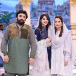 Yasir Nawaz and Neelum Muneer in Ehsaas Ramzan Transmission 2019 (6)