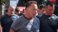 Arnold Schwarzenegger, a 'rogue sorcerer', kicked from the ground 3