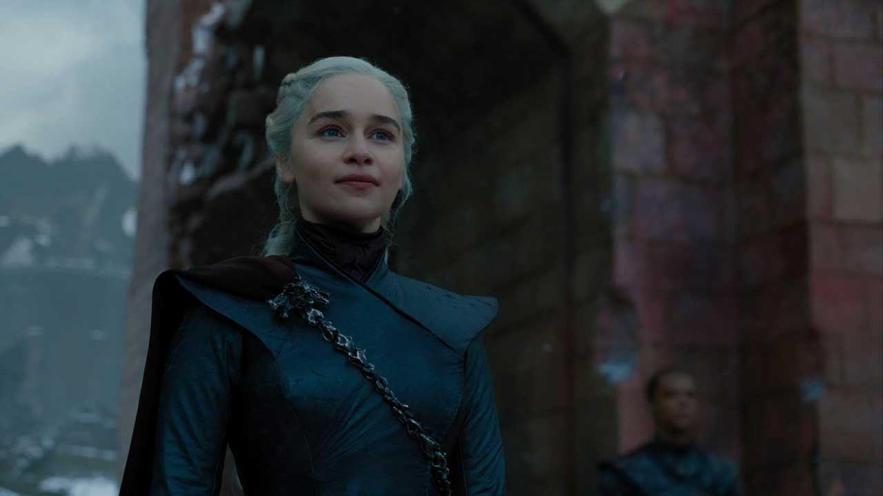 Did you know that Daenerys' speech at the end of 'GoT' was inspired by Adolf Hitler 2