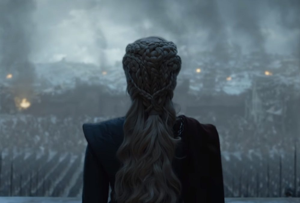 Did you know that Daenerys' speech at the end of 'GoT' was inspired by Adolf Hitler 3