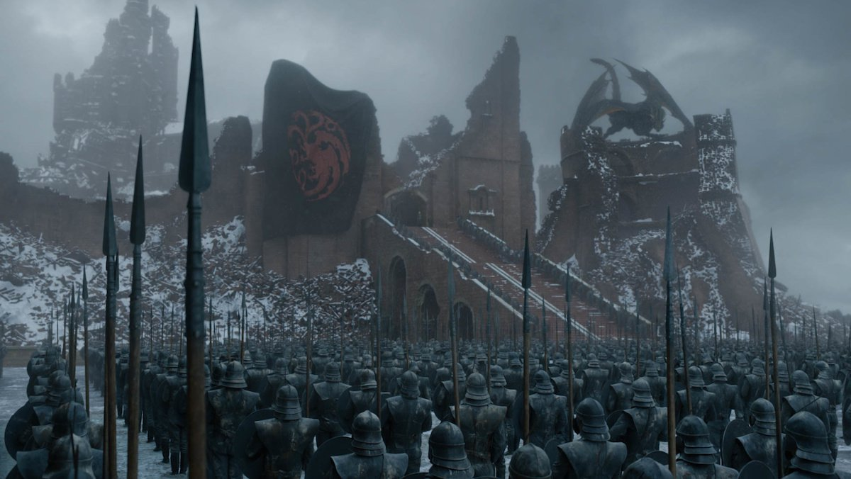Did you know that Daenerys' speech at the end of 'GoT' was inspired by Adolf Hitler 4