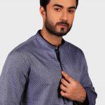 Men's Eid Kurta Kameez And Waistcoat Collection 2019 By Sanaullah Store 6
