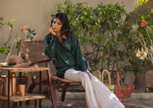 Eid Women's Wear Trends 2019 By Insam 22