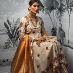 Sakura Frock Eid Collection Style 2019 By Morri's 15