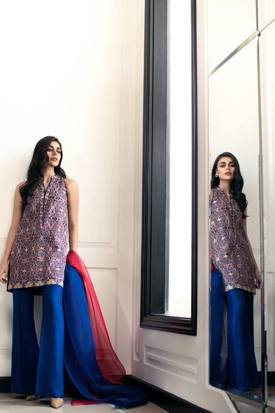 Bayram Collection by Shamsha Hashwani 2019 (2)