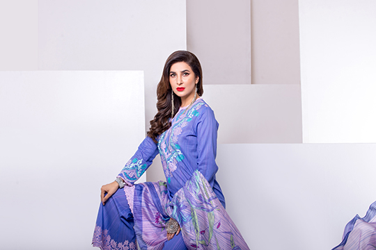 Update your summer wardrobe with the luxury Leyla lawn (4)