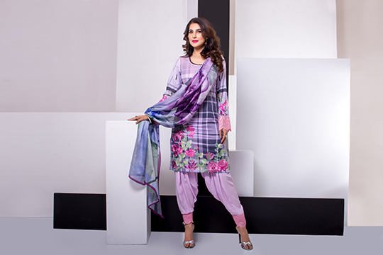 Update your summer wardrobe with the luxury Leyla lawn (6)