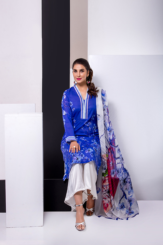 Update your summer wardrobe with the luxury Leyla lawn (9)