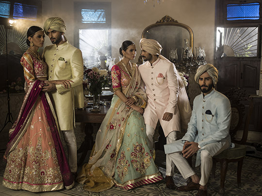 Deepak Perwani sprayed gold dust 6