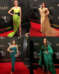 Actresses At Lux Awards Red Carpet 2019 (1)