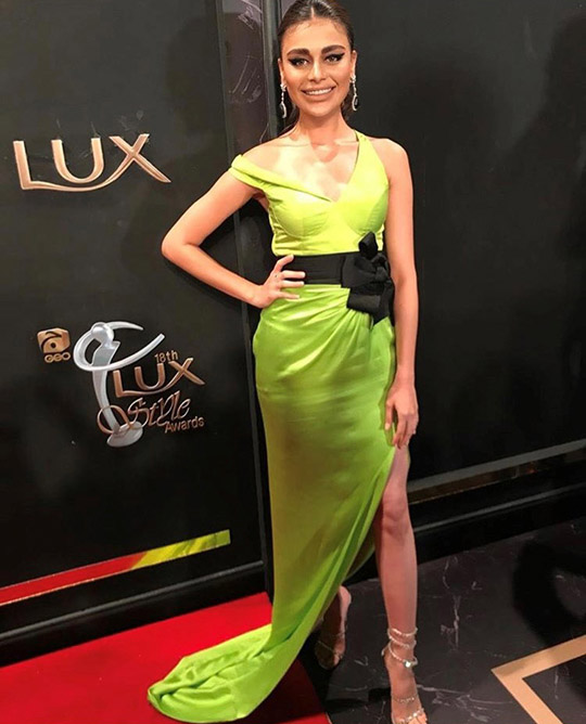Actresses At Lux Awards Red Carpet 2019 (5)