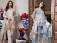Crystal Lawn Dresses Collection 2019 By Ittehad (1)