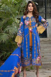 Crystal Lawn Dresses Collection 2019 By Ittehad (2)