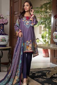 Crystal Lawn Dresses Collection 2019 By Ittehad (5)