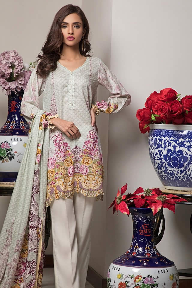Crystal Lawn Dresses Collection 2019 By Ittehad (8)