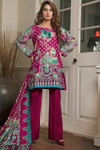 Crystal Lawn Dresses Collection 2019 By Ittehad (9)