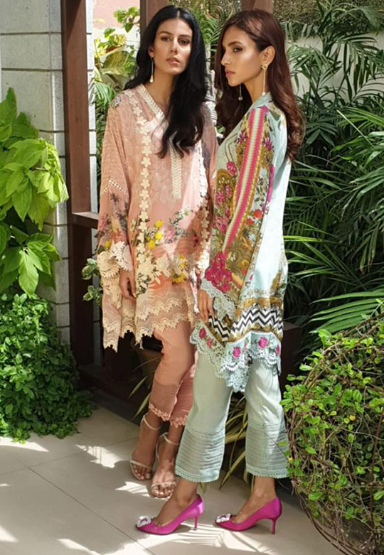 Eid Trend Dresses Collection 2019 By Mina Hasan (4)