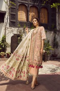 Embroidered Lawn Collection 2019 By Maryam Hussain (2)