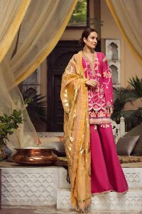 Embroidered Lawn Collection 2019 By Maryam Hussain (7)