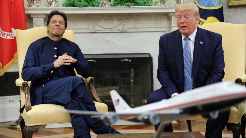 Highlights of the Imran Khan-Trump meeting in Washington D.C