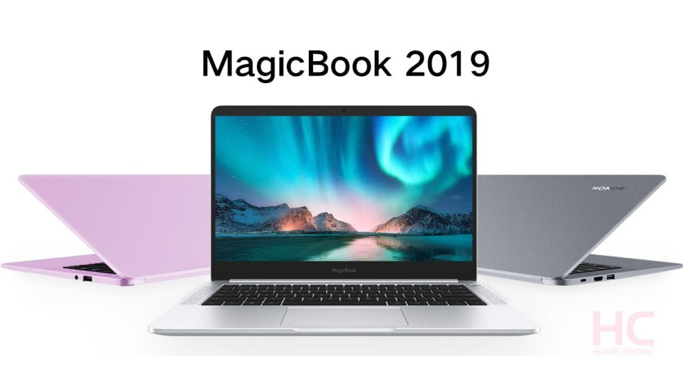 Huawei launches an Ultrabook Pro MagicBook Pro for $ 799 (1)