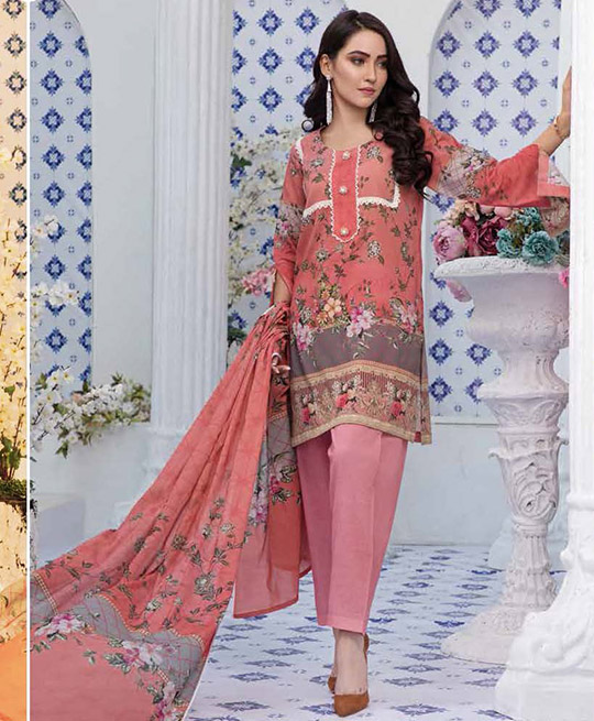 Khas Designer Lawn that you will want to use all summer (15)