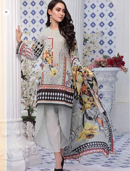 Khas Designer Lawn that you will want to use all summer (16)