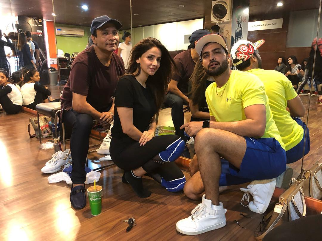 Lux Style Awards 2019 Is Near Rehearsals by Celebrities at Peak (2)