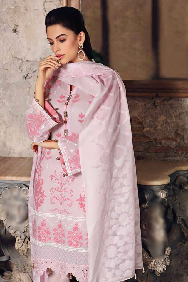 Luxury Festive Dresses Collection 2019 By Gul Ahmed (11)