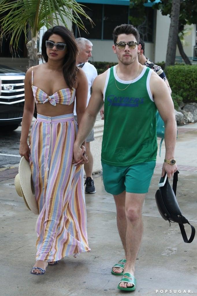 Priyanka Chopra shares swimsuit photos taken by husband Nick Jonas (2)