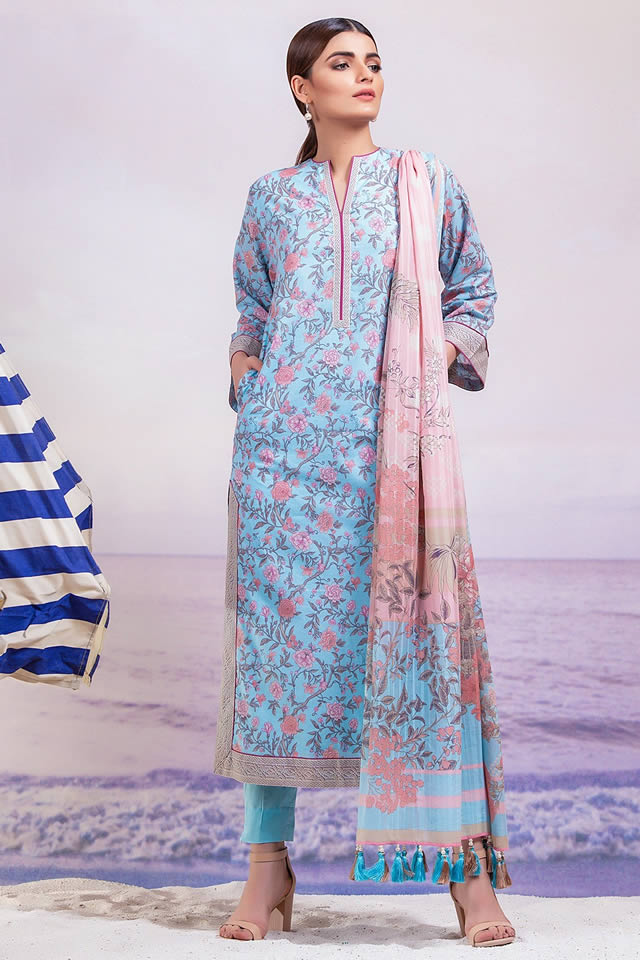 Spring Summer 2019 Collection By AlKaram (11)