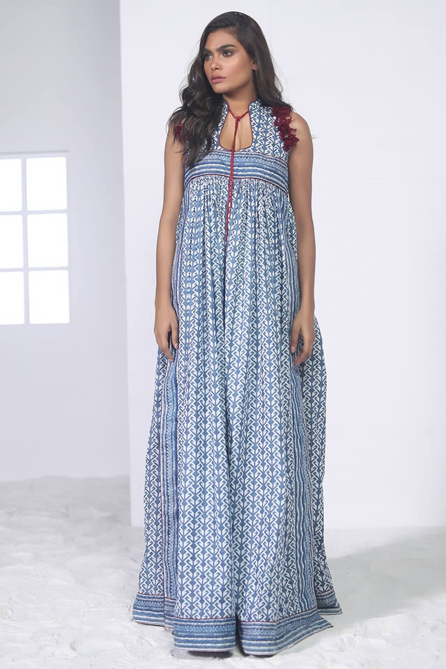 Spring Summer 2019 Collection By AlKaram (12)