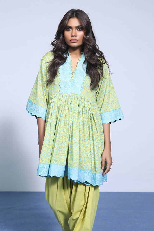 Spring Summer 2019 Collection By AlKaram (2)