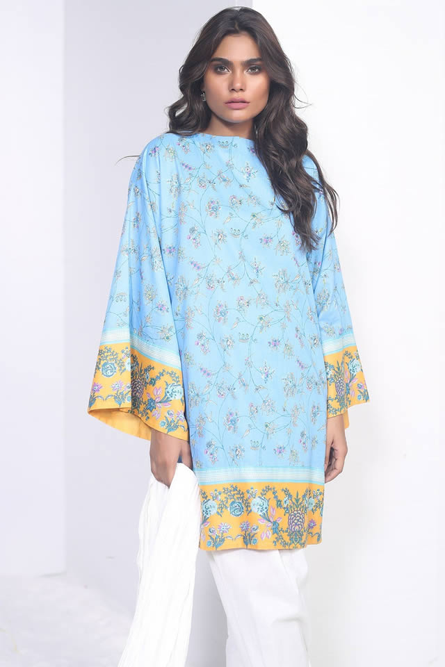 Spring Summer 2019 Collection By AlKaram (3)