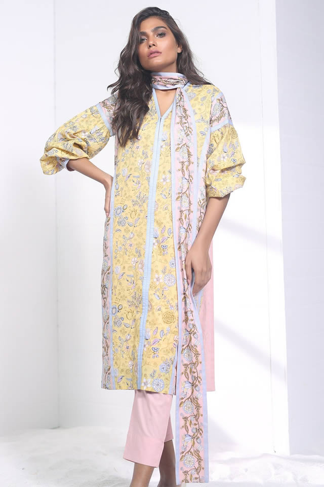 Spring Summer 2019 Collection By AlKaram (4)