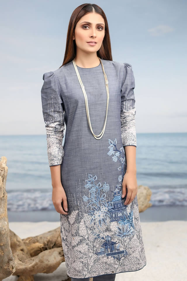 Spring Summer 2019 Collection By AlKaram (7)