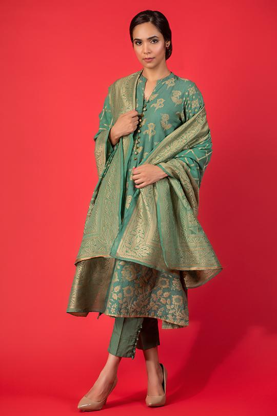 Zeen's Eid Luxury Fabrics and Signature 2019 (4)