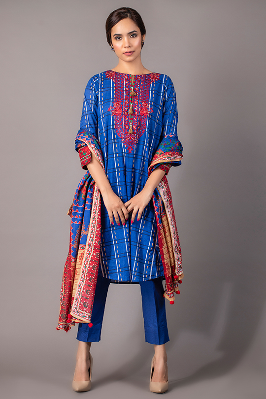 Zeen's Eid Luxury Fabrics and Signature 2019 (5)
