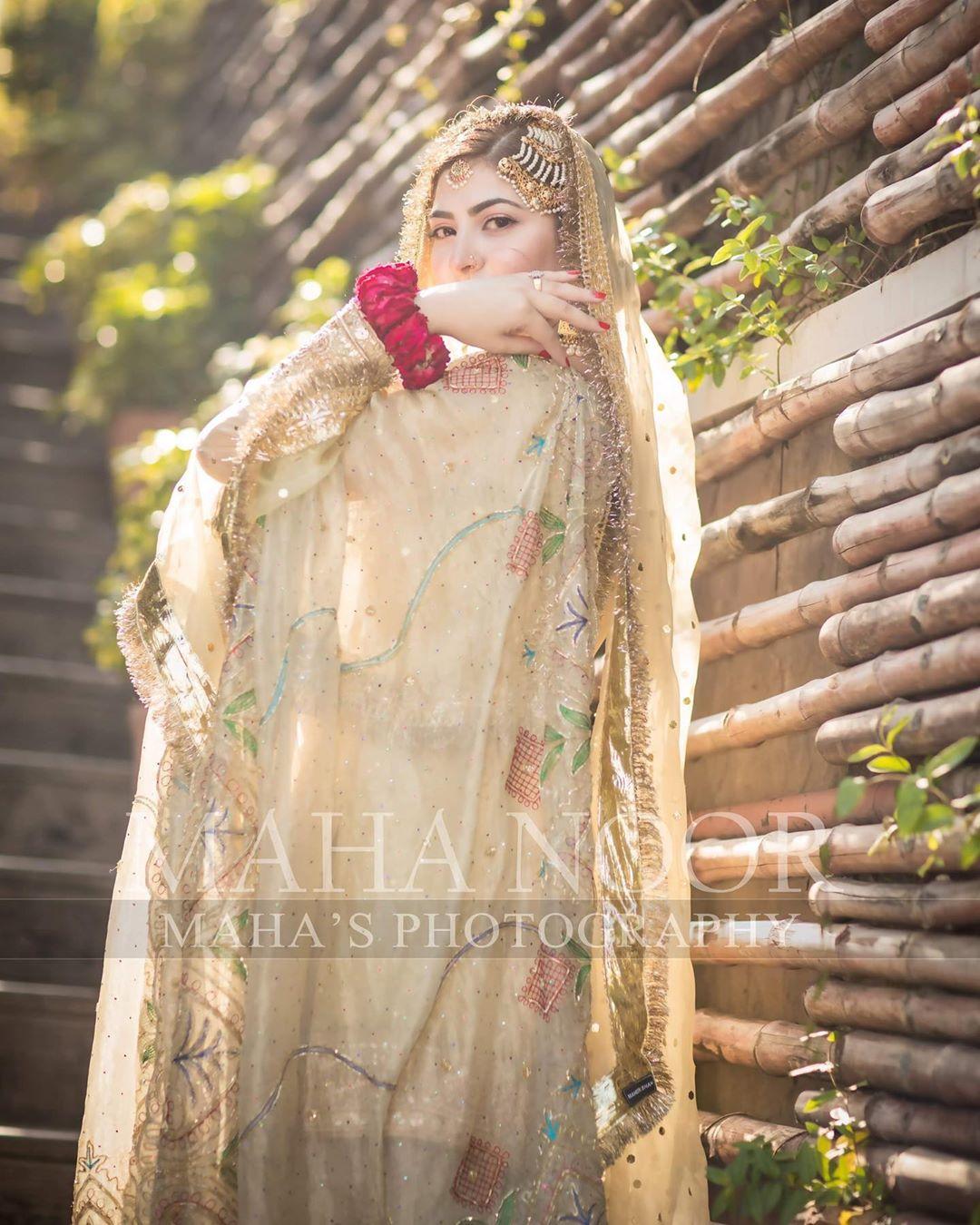 Hamza Ali Abbasi and Naimal Khawar Nikah HD Pictures Video (15)