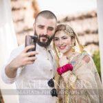 Hamza Ali Abbasi and Naimal Khawar Nikah HD Pictures Video (22)