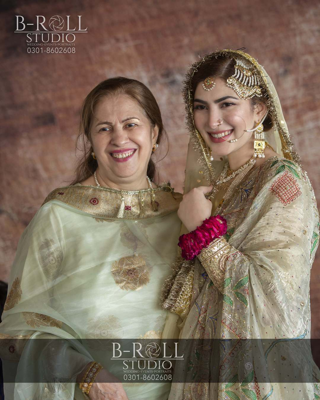 Hamza Ali Abbasi and Naimal Khawar Nikah HD Pictures Video (26)