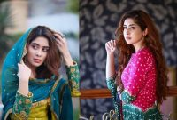 Latest clicks of Pakistani beautiful Actress Azekah Daniel (1)