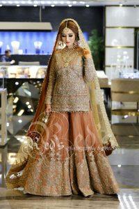 Pakistani Bridals Mehndi Dresses Ideas 2019 (10)
