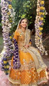Pakistani Bridals Mehndi Dresses Ideas 2019 (2)
