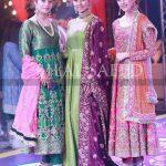 Pakistani Bridals Mehndi Dresses Ideas 2019 (4)
