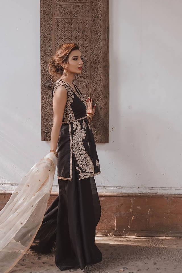 """Saira Rizwan """"Ik Serra"""" 2019 Collection (4)"""