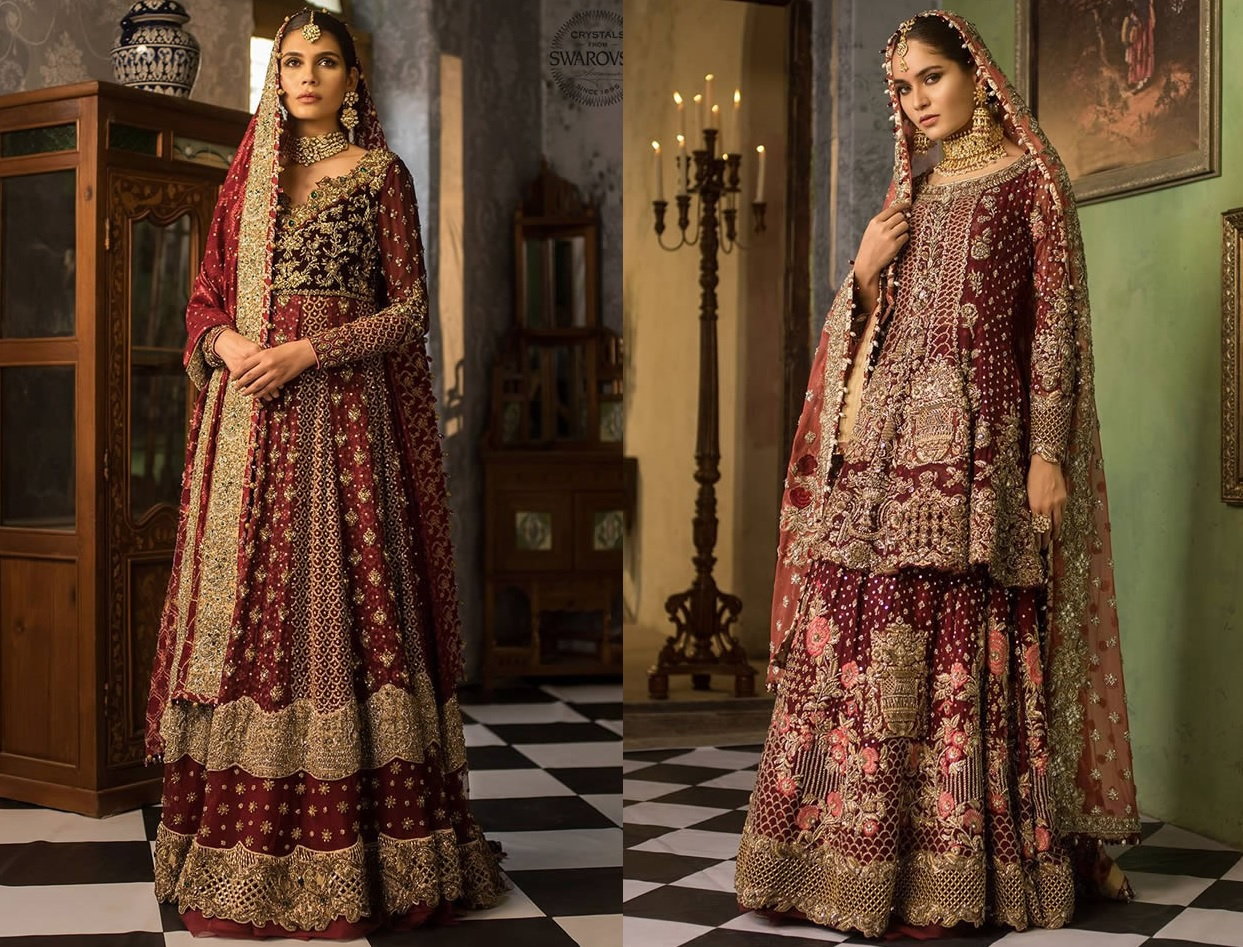 Zainab Chottani 2019 Bridal Dresses Designs (1)