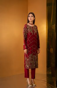 Glitz and Glamour Luxury Wear Collection 2019 By Fatima Salamat (4)